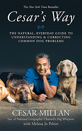 9780340933299: Cesar's Way: The Natural, Everyday Guide to Understanding and Correcting Common Dog Problems