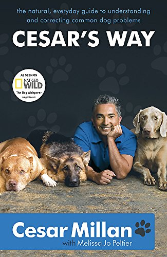 9780340933305: Cesar's Way: The Natural, Everyday Guide to Understanding and Correcting Common Dog Problems