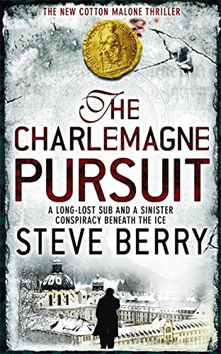 9780340933480: Charlemagne Pursuit (Cotton Malone)