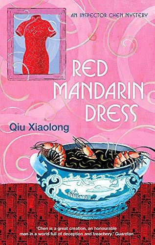 9780340935163: Red Mandarin Dress