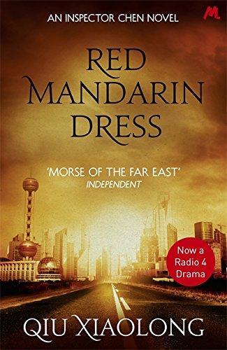 9780340935187: Red Mandarin Dress