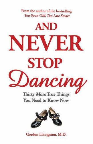 9780340935569: And Never Stop Dancing