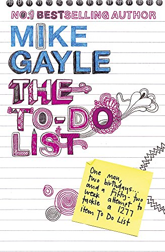 9780340936740: The To-Do List