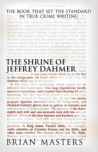9780340938331: The Shrine of Jeffrey Dahmer
