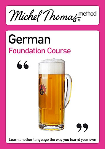 9780340938928: Michel Thomas German Foundation Course (Michel Thomas Series)