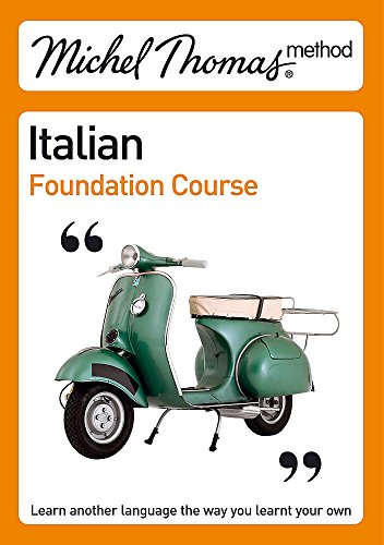 9780340938942: Michel Thomas Foundation Course Italian
