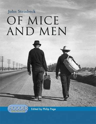 9780340939178: Of Mice and Men (Hodder Graphics)