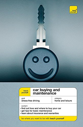 9780340939307: Teach Yourself Car Buying and Maintenance (TYG)