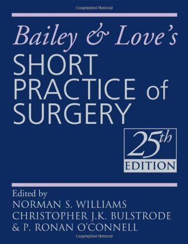 9780340939376: Short Practice of Surgery