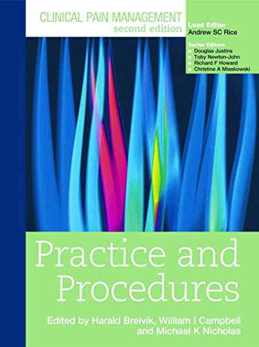 9780340940068: Clinical Pain Management Second Edition: Practice and Procedures