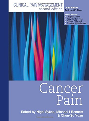 9780340940075: Clinical Pain Management Second Edition: Cancer Pain
