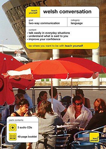 9780340940211: Teach Yourself Welsh Conversation (Teach Yourself Conversations)