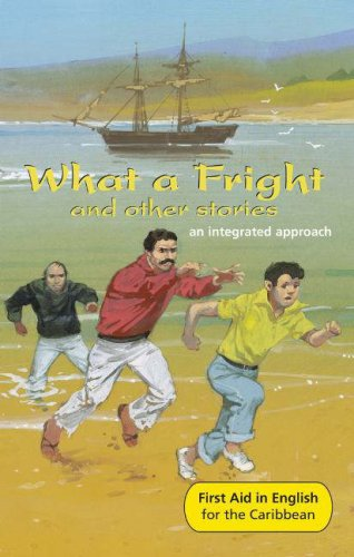 9780340940433: What a Fright! and Other Stories: Reader: An Integrated Approach (First Aid in English Reader)
