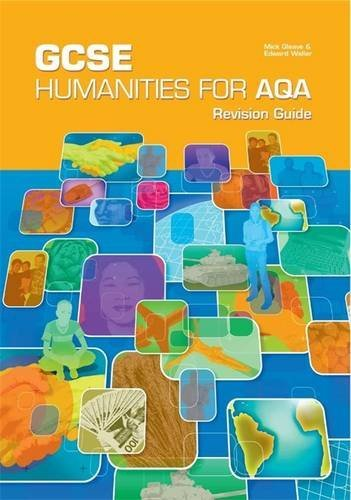 9780340940501: Gcse Humanities for Aqa: Revision Book
