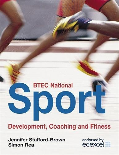 9780340940822: BTEC National Sport: Development, Coaching and Fitness