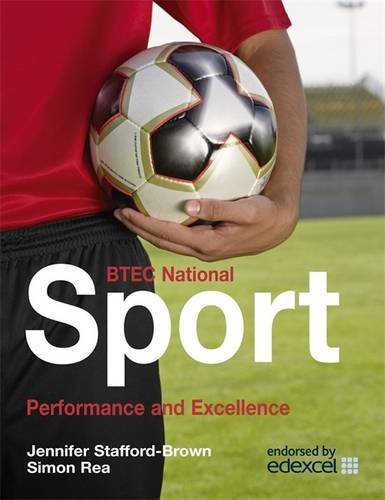 9780340940839: BTEC National Sport: Performance and Excellence