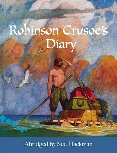 9780340940860: Robinson Crusoe's Diary, Level 3 (Hodder Reading Project)