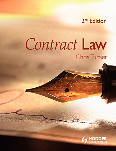 9780340941614: Contract Law, 2nd Edition
