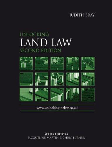 9780340941980: Unlocking Land Law Second Edition (Unlocking the Law)
