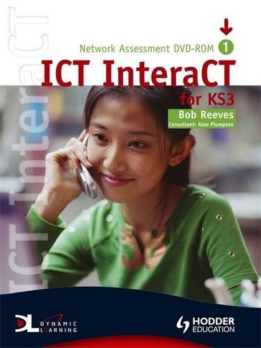 9780340942116: ICT InteraCT for Key Stage 3: Year 7: Dynamic Learning Network Cd-rom