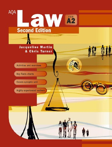 9780340942147: AQA Law for A2