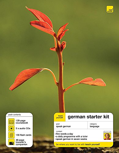 9780340943144: Teach Yourself German Starter Kit (Teach Yourself Languages)