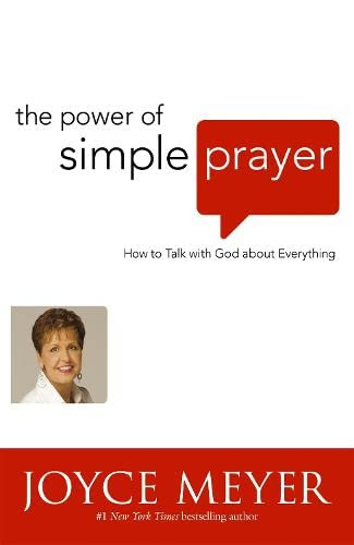 The Power of Simple Prayer (0340943904) by Joyce Meyer