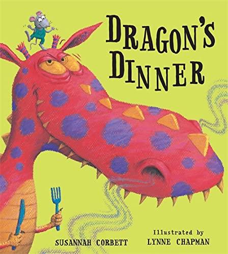 9780340944226: Dragon's Dinner