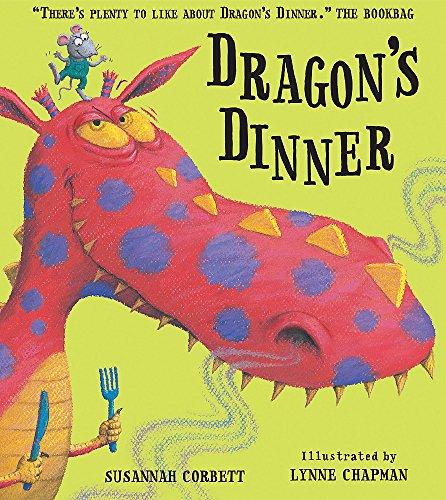 9780340944233: Dragon's Dinner