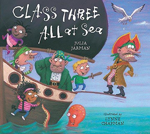 9780340944653: Class Three All At Sea