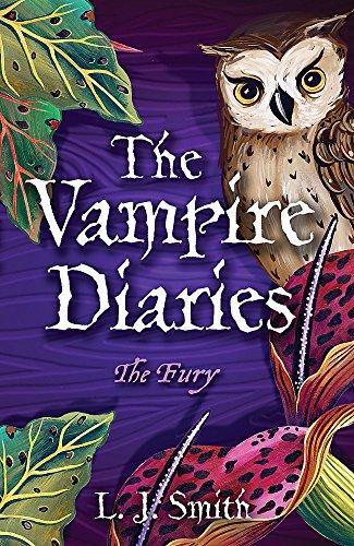 9780340945032: The Fury (The Vampire Diaries, #3)