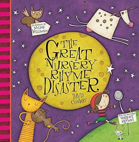 9780340945087: The Great Nursery Rhyme Disaster