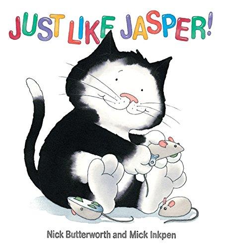 9780340945100: Just Like Jasper