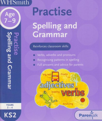 9780340945391: WHS Practise KS2 Grammar and Punctuation: 7-9 Years