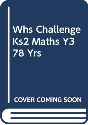 9780340945421: WHS Challenge KS2 Maths: Year 3