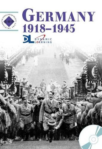 9780340945834: Germany 1918-1945: Dynamic Learning Network Edition