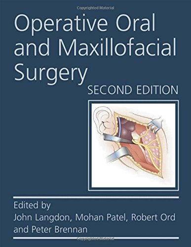 9780340945896: Operative Oral and Maxillofacial Surgery Second edition (Rob & Smith's Operative Surgery Series)