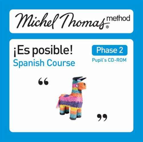 9780340946039: Spanish School Pupils: Es Posible Spanish: the Michel Thomas Method