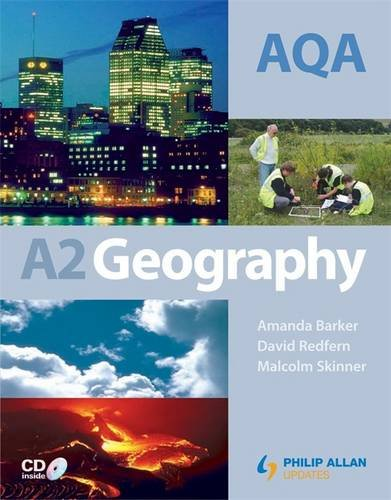 9780340946121: AQA A2 Geography: Teacher Guide