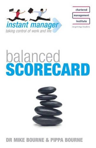 9780340946497: Balanced Scorecard (Instant Manager)