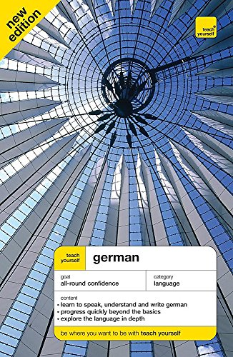 9780340946787: Teach Yourself German Book 5th Edition (Teach Yourself Complete Courses)