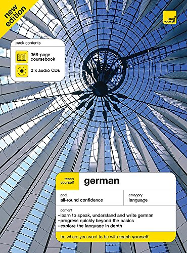 9780340946794: Teach Yourself German Book+CD Pack 5th Edition (Teach Yourself Complete Courses)