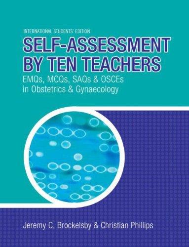 9780340946916: Selfassessment By Ten Teachers Ise Emqs