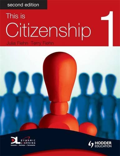 9780340947098: This is Citizenship: Vol 1 (Bk. 1)
