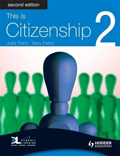 9780340947128: This Is Citizenship: Pupil Book