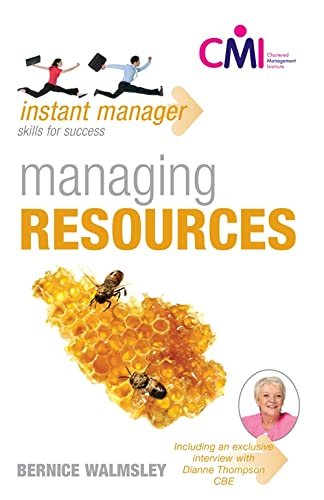 9780340947371: Instant Manager: Managing Resources (IMC)