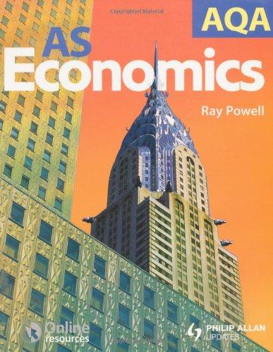 9780340947500: AQA AS Economics (Student Unit Guides)