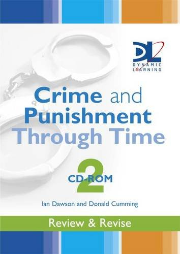 9780340947661: Crime & Punishment Through Time: Review & Revise: Dynamic Learning Network Edition: 2