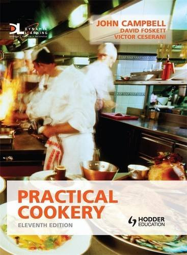 9780340948378: Practical Cookery 11th Edition (Book and Dynamic Learning DVD) (Book & CD)