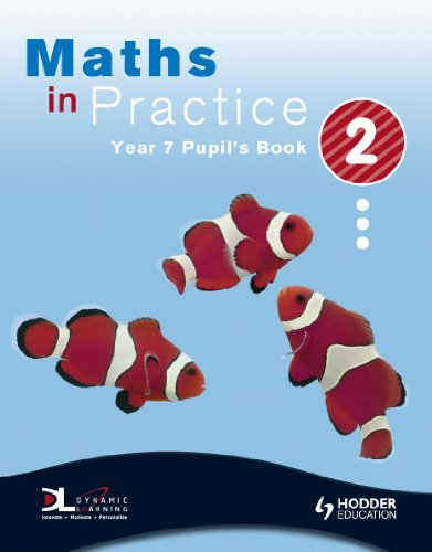 9780340948491: Maths in Practice Year 7 Pupil's Book
